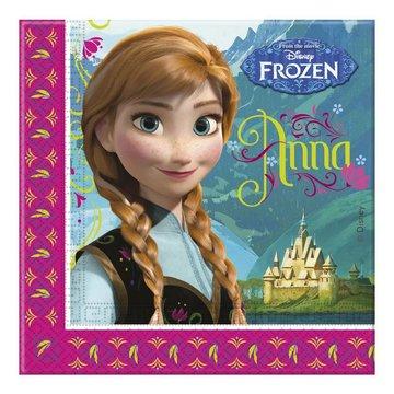Frozen Servetten - 20 stuks