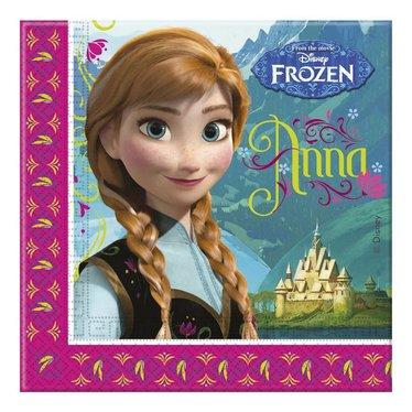 Decorata Party Frozen Servetten - 20 stuks