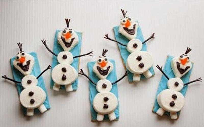 Top 5 Frozen Traktaties Naast Elsa Cakepops En Maak Je Eigen Olaf