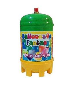Helium Wegwerptank 10