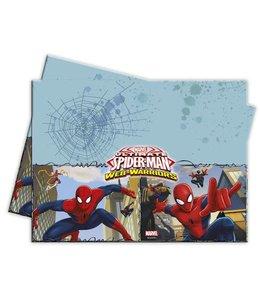 Decorata Party Spiderman Web-Warriors Tafelkleed - 120 x 180 cm - plastic