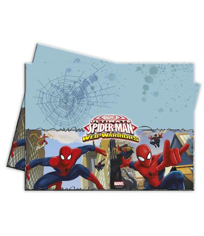 Spiderman Web-Warriors Tafelkleed - 120 x 180 cm - plastic