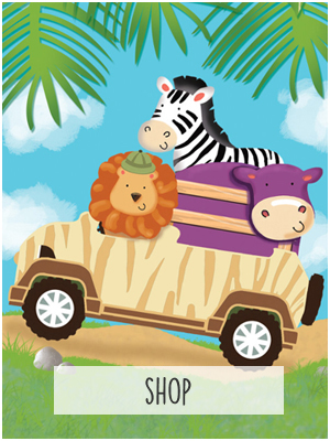 Safari Avontuur Feestartikelen