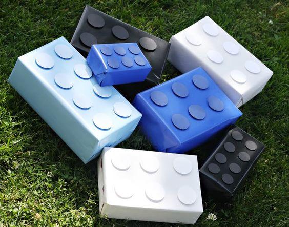 LEGO blokken attributen