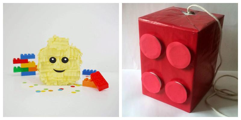 LEGO DIY pinata