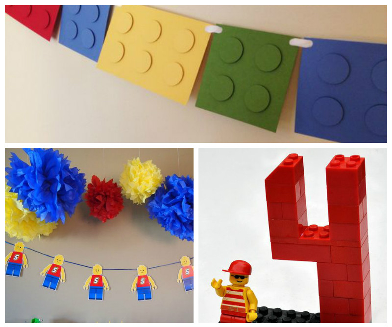 LEGO DIY slinger en naamletter