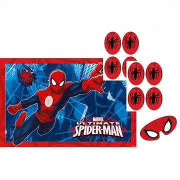 Amscan Spiderman Ezeltje Prik