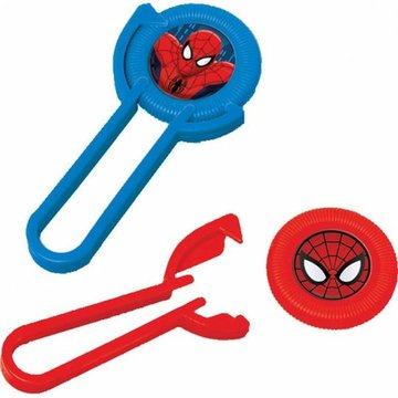 Amscan Spiderman Disc Shooters - 12 stuks