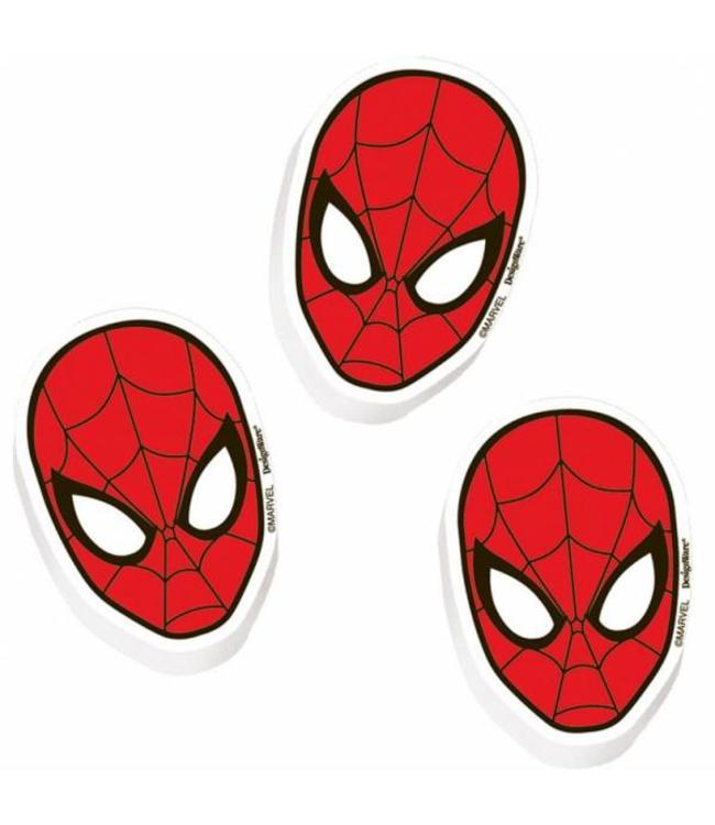 Amscan Spiderman Gummetjes - 12 stuks