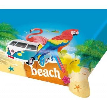 Folat Zon en Strand Tafelkleed - 274 x 137 cm - plastic