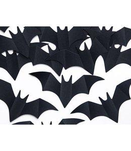 Partydeco Vleermuis Confetti Cutouts - 10 stuks