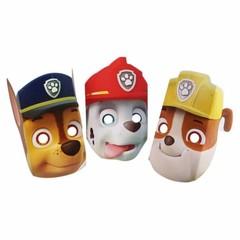 Amscan PAW Patrol Maskers - 8 stuks