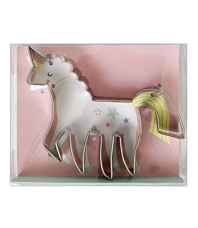 Meri Meri Cookie Cutter (Uitsteker) Unicorn