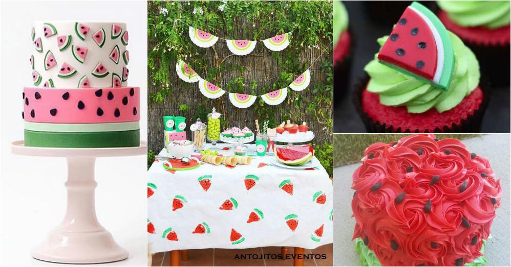 Meloen feestje tips