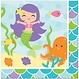 Creative Converting Mermaid Friends Servetten - 16 stuks