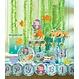 Creative Converting Mermaid Friends Hangdecoraties - 5 stuks