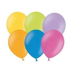 Partydeco Ballonnen Assorti - 10 kleuren - 10 stuks
