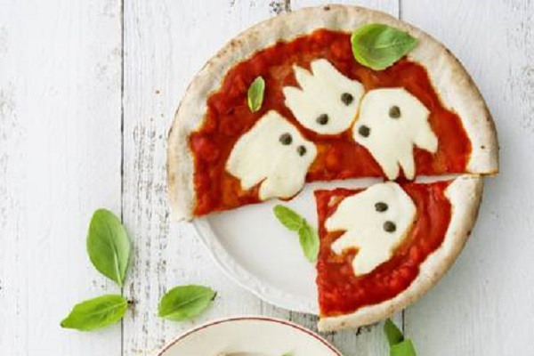 Spook Pizza