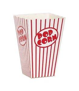 Unique Popcorn Bakjes - 10 stuks