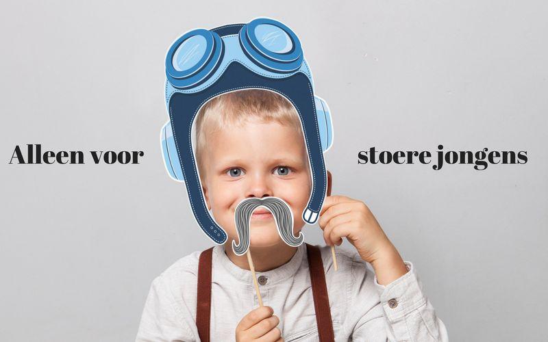 Tien thema's voor kinderfeestjes van stoere jongens