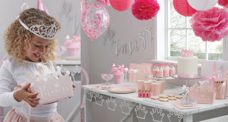 Princess Perfection Prinsessenfeest
