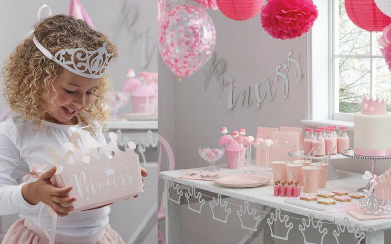De prinses is weer helemaal terug… en ze houdt van zilver en roze!