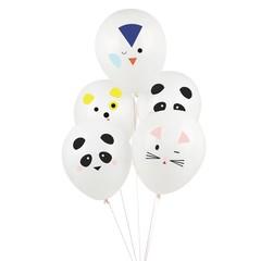 My Little Day Beestenboel (Mini Animals) Ballonnen - 5 stuks - 30 cm
