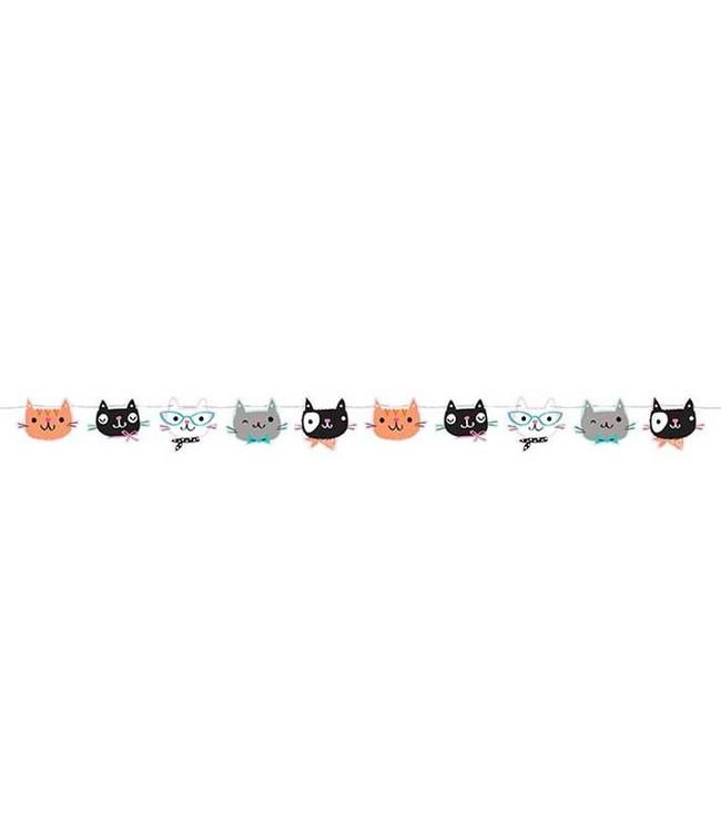 Creative Party Purr-fect Party Slinger - 1,7 meter