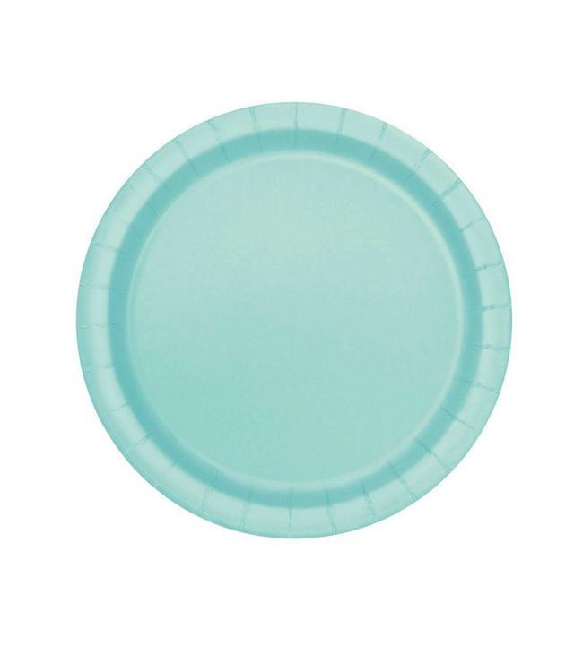 Unique Mint Bordjes - 20 stuks - 18 cm