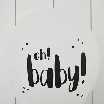 TCOT Oh Baby Ballonnen - 6 stuks