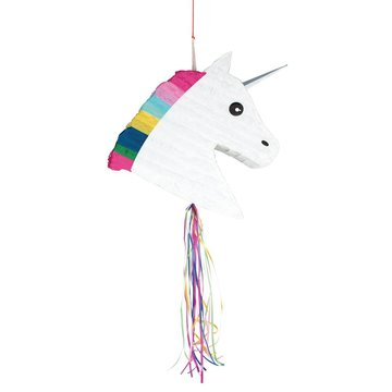 My Little Day Unicorn Piñata - pull piñata - 40 x 42 cm