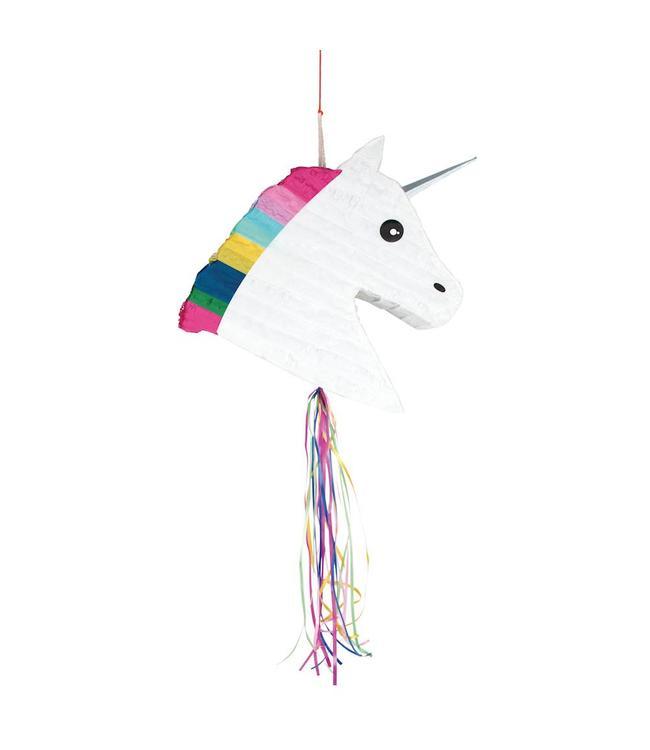 My Little Day Unicorn Piñata - pull piñata - 40 x 42 cm