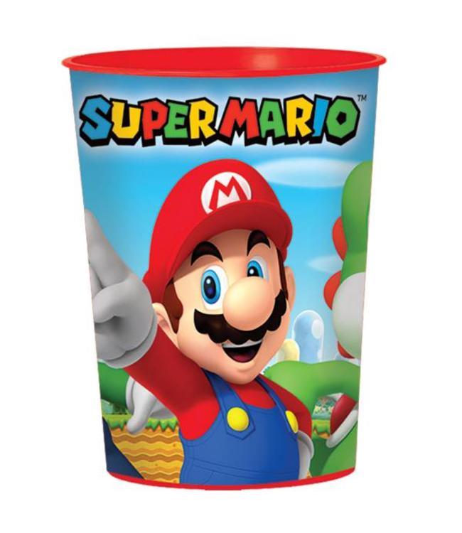Amscan Super Mario Drinkbeker - per stuk