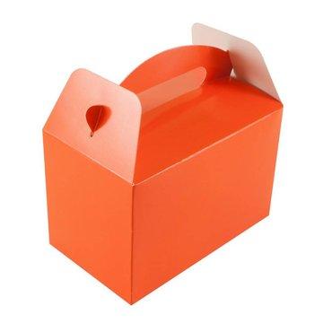 Oaktree Traktatiedoosjes Oranje - 6 stuks