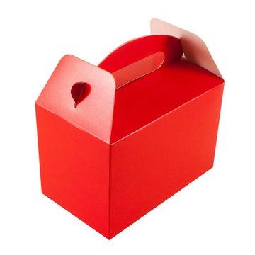 Oaktree Traktatiedoosjes Rood - 6 stuks
