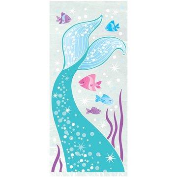 Unique Mermaid Uitdeelzakjes - 20 stuks - Cellofaan
