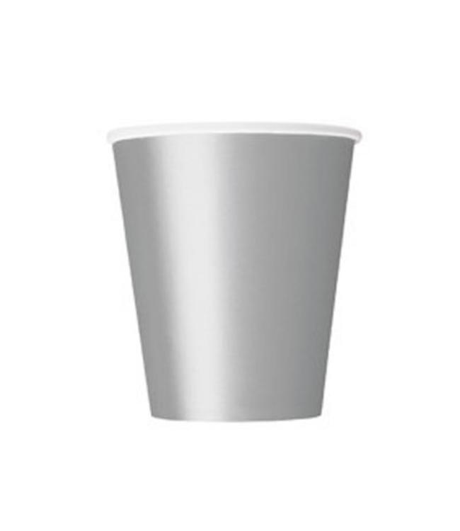 Unique Zilveren Bekers - 14  stuks
