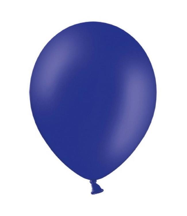 Partydeco Ballon Donkerblauw - 10 stuks - 30 cm