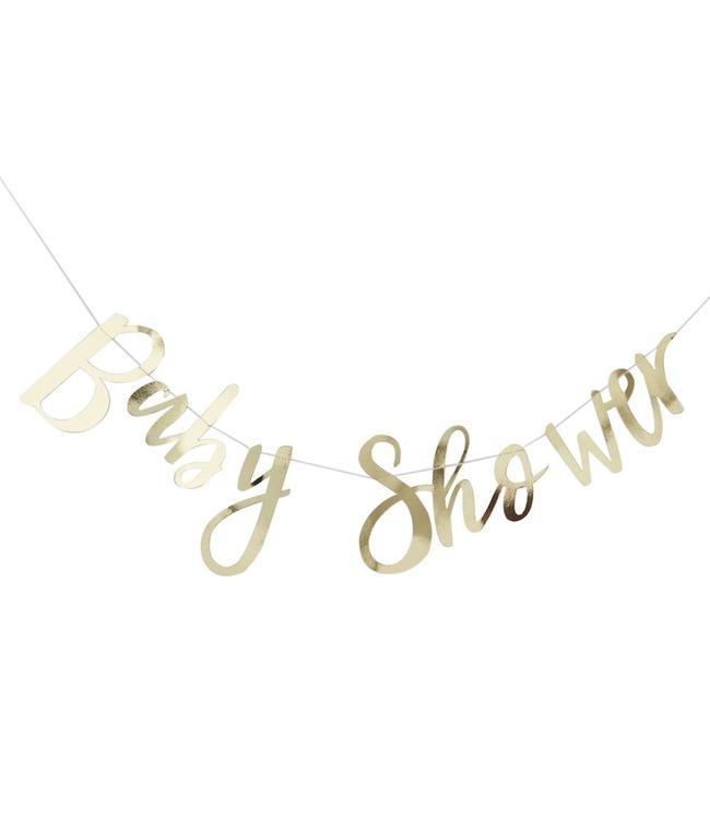 Ginger Ray Oh Baby! Slinger 'Baby Shower' - 1,5 meter