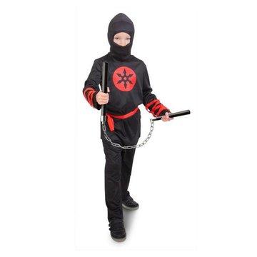 Folat Ninja Kostuum (Kind) - per stuk