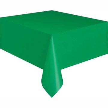 Unique Groen Tafelkleed - 1,37 x 2,74 meter - plastic