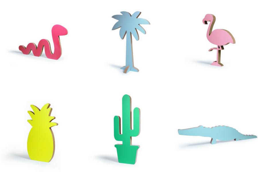 Miami collectie kinderkamer accessoires- Atellier Pierre