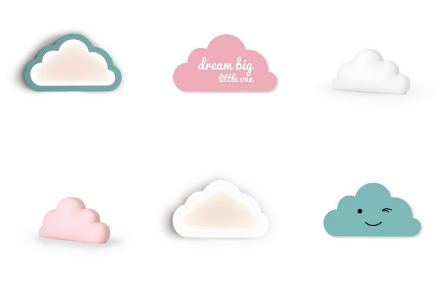 clOudy en Dreams kinderkamer accessoires