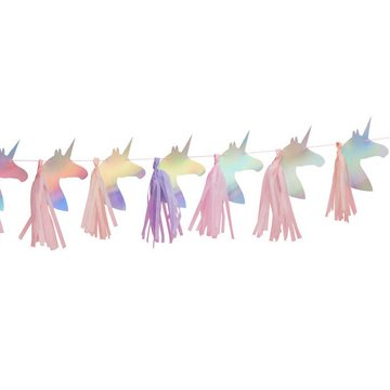 Ginger Ray Make a Wish Unicorn Slinger met Tassels - 1,5 meter