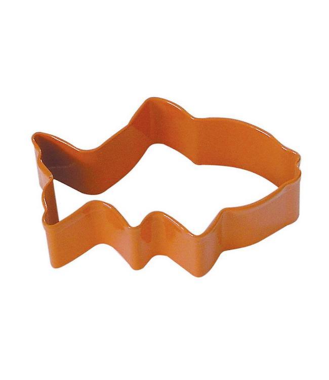 Creative Party Cookie Cutter (Uitsteker) Vis - per stuk - uitsteekvormen