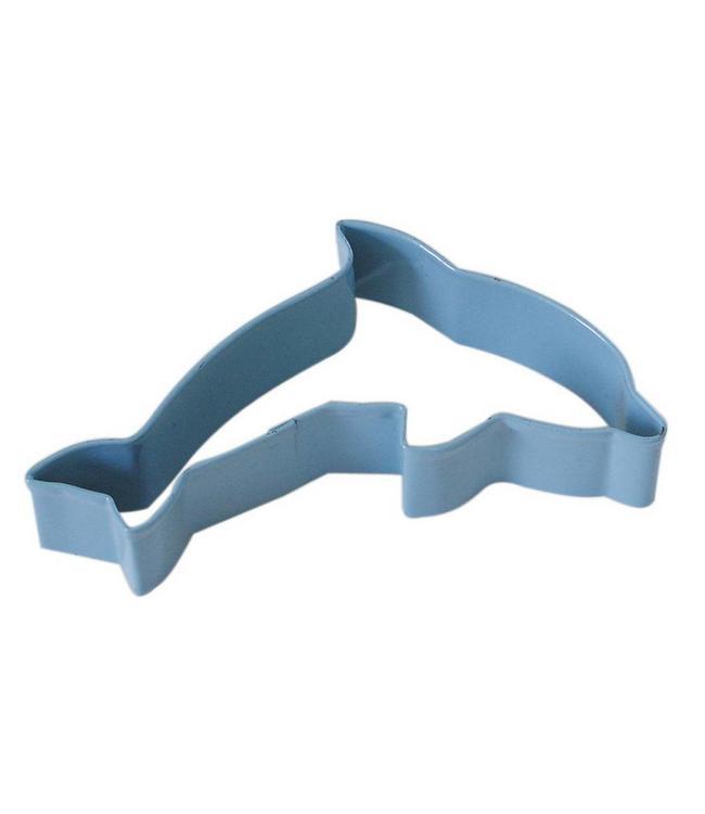 Creative Party Cookie Cutter (Uitsteker) Dolfijn - per stuk - uitsteekvormen