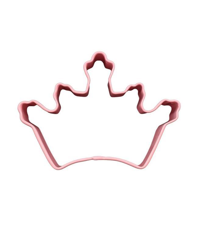 Creative Party Cookie Cutter (Uitsteker) Kroon - per stuk - uitsteekvormen