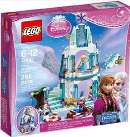 LEGO Disney Elsa's fonkelende ijskasteel 41062