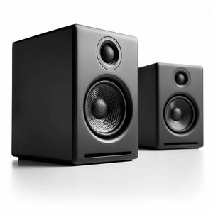 AudioEngine A2 + Black (1 Pair)