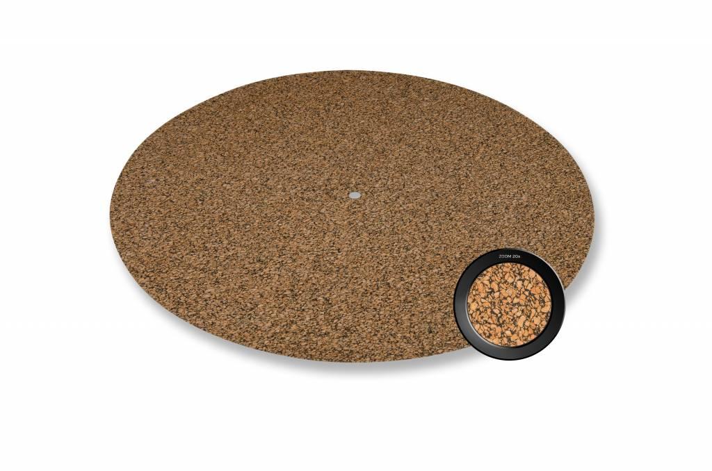 Base de cortiça para prato de GD Bfly-audio-cork-n-rubber-turntable-mat-1mm